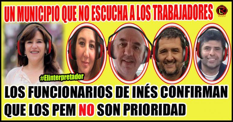 Desplante de Catalán, Bustos, Morán, Montivero y Bonaldi a la reunión convocada por Concejales por el tema PEM