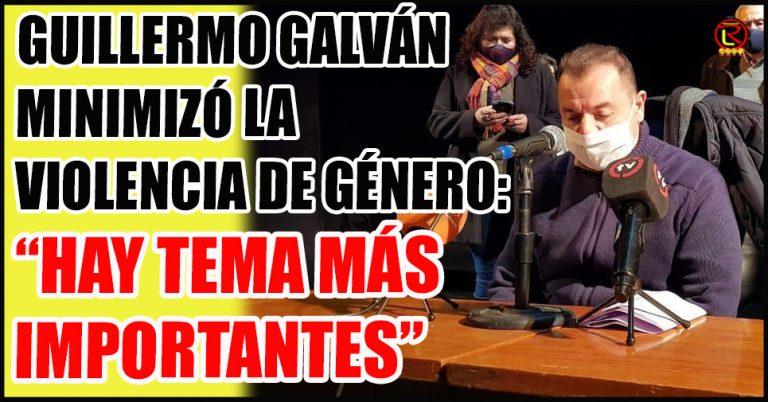 El Viceintendente relativizó la denuncia de Ximena Marenco