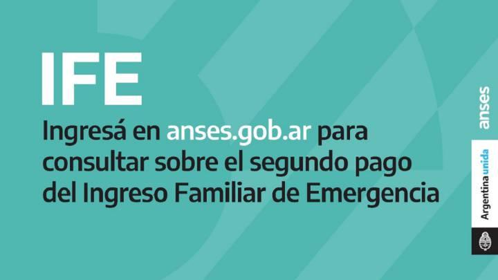 Bono Anses: hoy empiezan a cobrar el IFE de $10.000 quienes ya informaron la cuenta bancaria