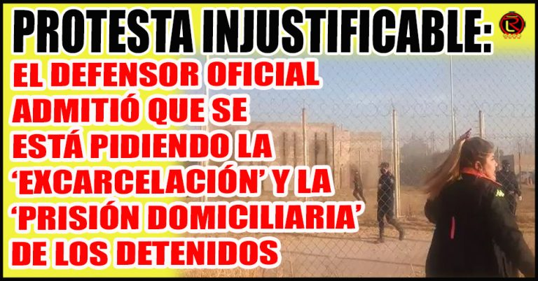 Insólito reclamo: libertad para los Delincuentes