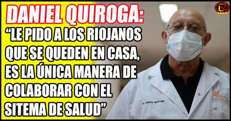 «El Hospital de Clínicas está saturado»