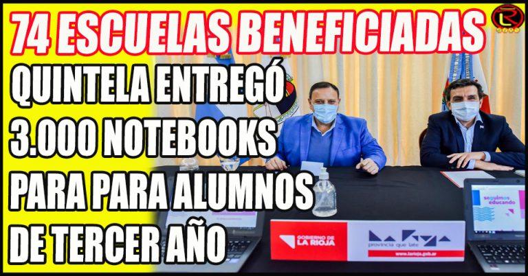 El Ministro Ariel Martínez destacó la «articulación de políticas federales»