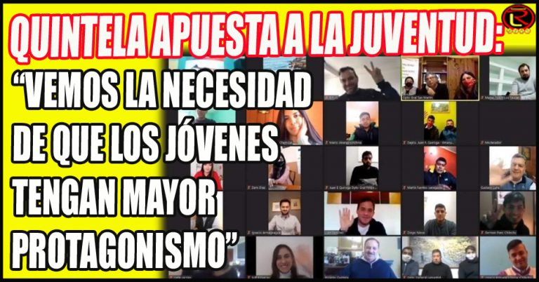 """Sánchez: """"conectar juventudes viene a satisfacer demandas que tienen los jóvenes»"""