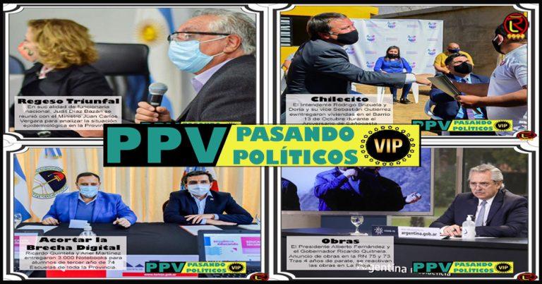 Pasando Políticos VIP: Fernández, Quintela, Florencia, Ariel, Judit y Vergara