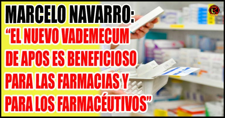 Las Farmacias van a atener un mayor flujo de afiliados