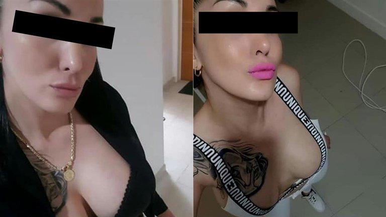 La Viuda Negra 'Mica' volvió a atacar: su propuesta de un trío sexual y su insólita marca de ropa