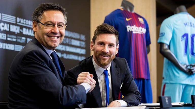 """El editorial más cruel de un periodista español contra Messi: """"Se va la tiranía del vestuario"""""""