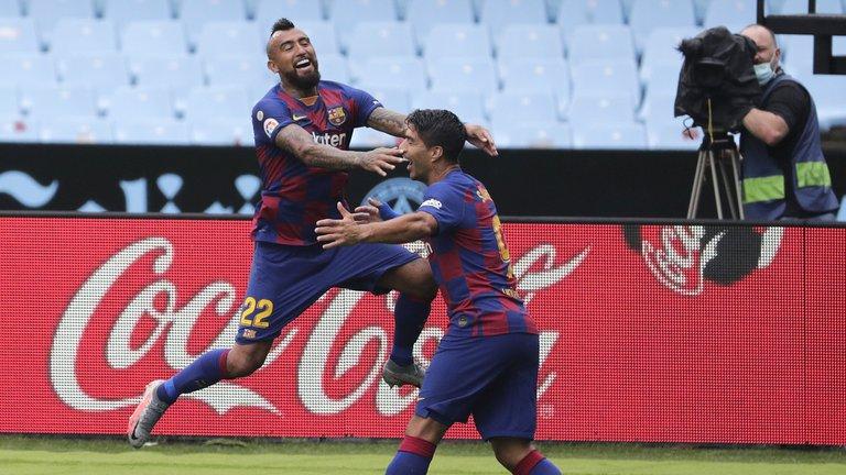 Se complica la continuidad de Messi en Barcelona: Koeman les dijo 'adiós' a Luis Suárez y a Arturo Vidal