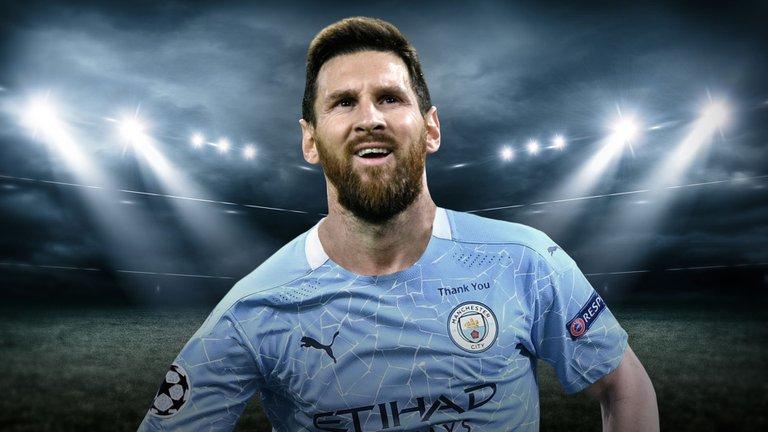 Manchester City le ofrecería a Messi el mejor contrato en la historia del club: 500 millones de Euros