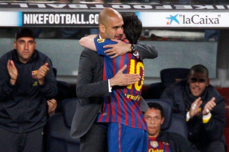 La Frase de Messi a Guardiola: 'Quiero ganar los próximos dos Balones de Oro, y esto solo lo puedo hacer contigo'