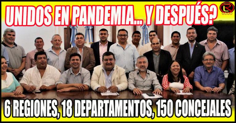 'Los Riojanos seamos uno' contra la Pandemia