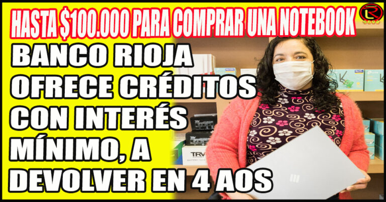 Se ampliaron los Beneficios para los Docentes que cobran por Banco Rioja