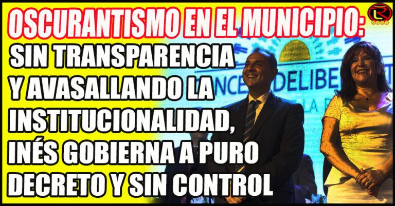 Brizuela y Doria-Galván, con los mismos vicios que tanto le cuestionaron al Gobierno Peronista