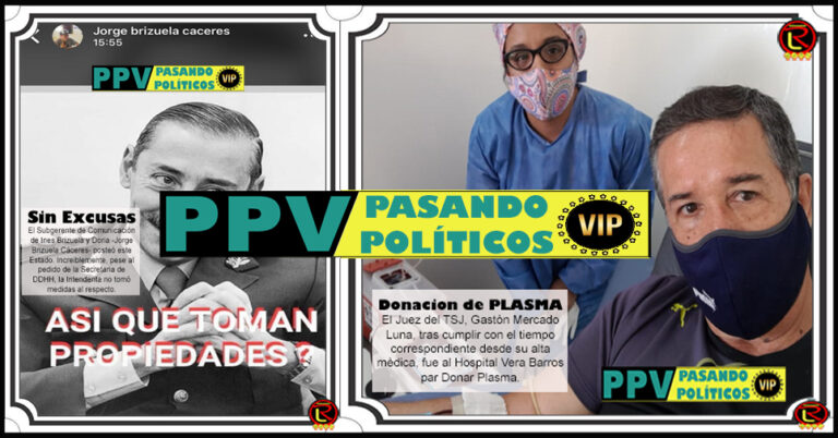 Pasando Políticos VIP: seis imágenes para resumir la Semana
