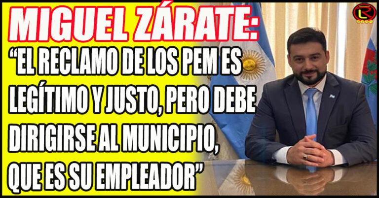 «A Duarte no se lo detuvo por participar en la marcha, esa confusión la quiso instalar la oposición»