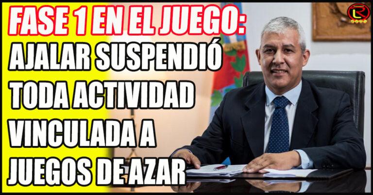 Lo definió Ramón Vera adhiriendo a la Fase 1 decretada por el Gobernador