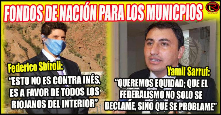 Los Intendentes del Interior pidieron equidad en el reparto de fondos en #ElinterpretadorTV