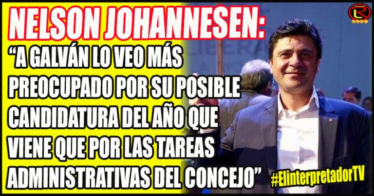 «No veo conducción política de la Intendenta, no se si será su hermano Ramón quien conduce»