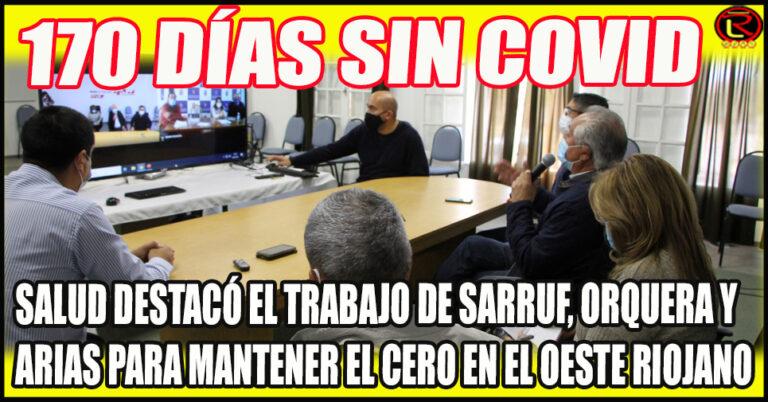 Villa Unión, Villa Castelli y Vinchina NO registran casos de Coronavirus