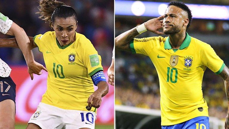 Para imitar!!! Histórico acuerdo en el fútbol de Brasil: selecciones femenina y masculina tendrán igualdad de ingresos