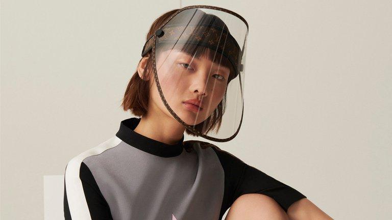 Cosa de locos: Louis Vuitton creó una máscara protectora que costará USD 961