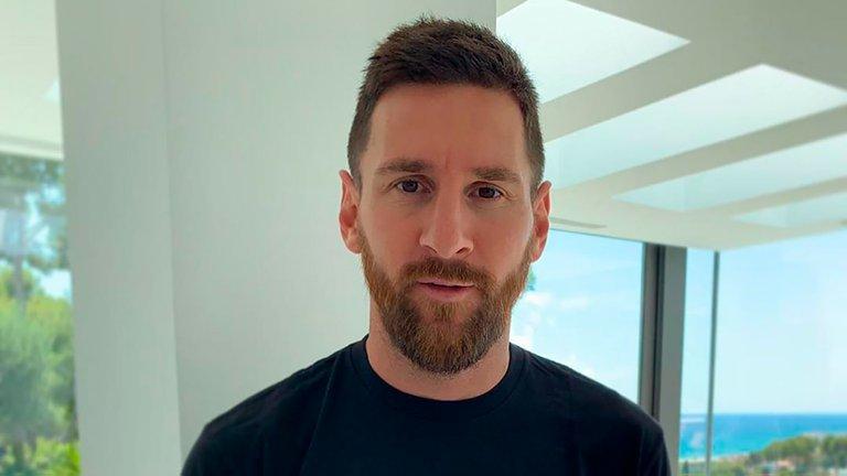 """Se terminó la novela!!! Lionel Messi: """"Jamás iría a juicio contra el club de mi vida, me quedo en el Barcelona"""""""