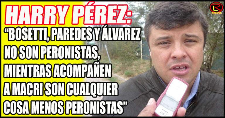 «El PJ tiene las puertas abiertas para todos los compañeros peronistas»