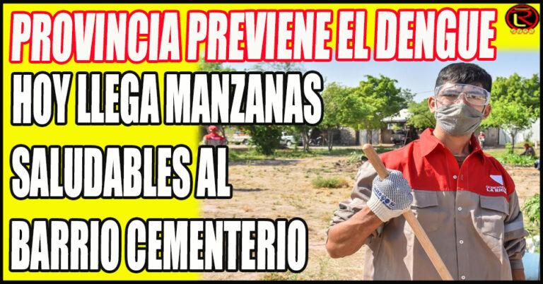 El Gobierno Provincial continúa con un intenso operativo de Prevención