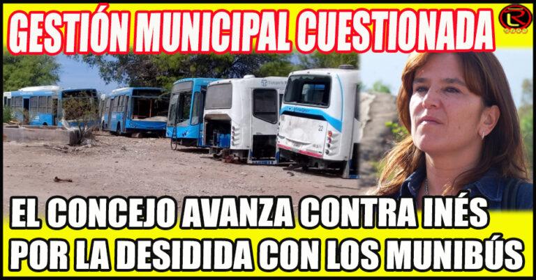 Machicote adelantó que se hará un pedido de Informe a Brizuela y Doria