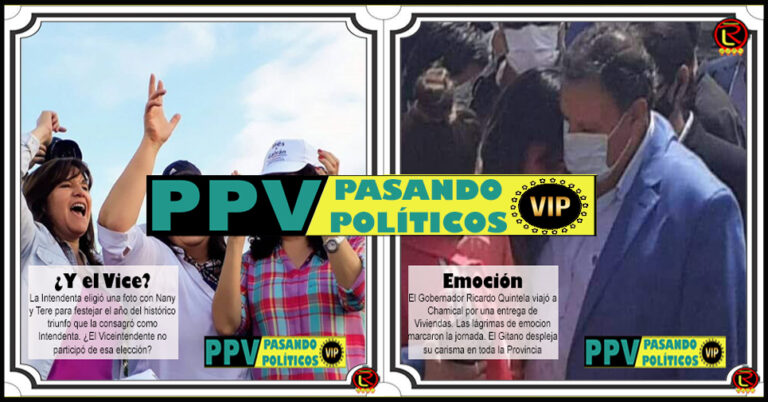 PPV: seis imágenes para resumir la semana