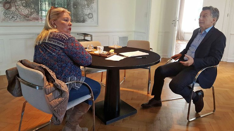 Elisa Carrió firmó el acta de defunción de Juntos por el Cambio: «Macri ya fue»