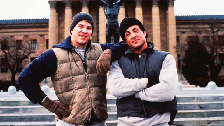 """Protagonizó """"Rocky V"""", fue campeón mundial y tuvo una vida plagada de excesos y escándalos: la impactante historia de Tommy Morrison"""