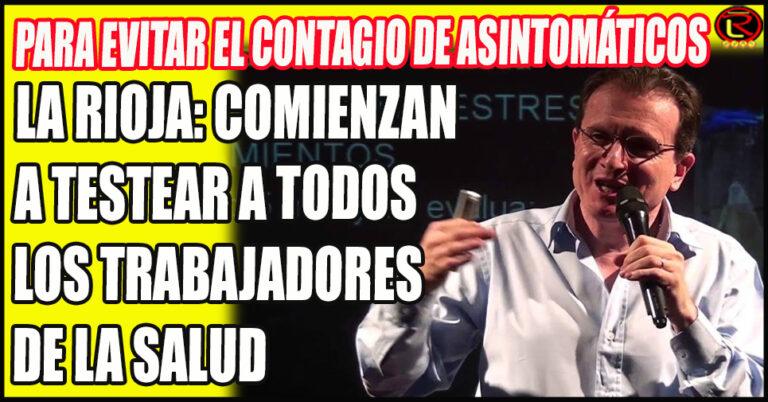 Lo confirmó Carlos Laino en Despierta Provincia