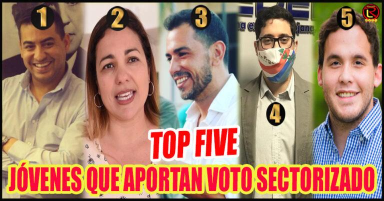 Cinco funcionarios que se perfilan como candidatos