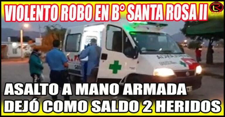 El delincuente fue identificado y detenido: Juan Carlos Navarro, de Barrio La Banderita