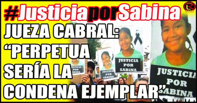 El único detenido por el Crimen de Sabina es Roque Rodríguez