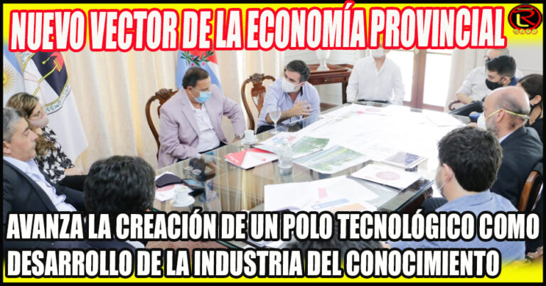 La Rioja apuesta a los jóvenes y sus proyectos tecnológicos