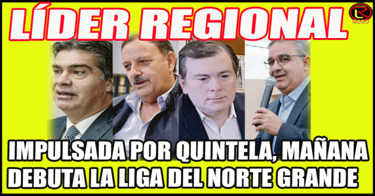 Medio nacionales rotulan a Quintela como 'hacedor' de la Cumbre en Chaco