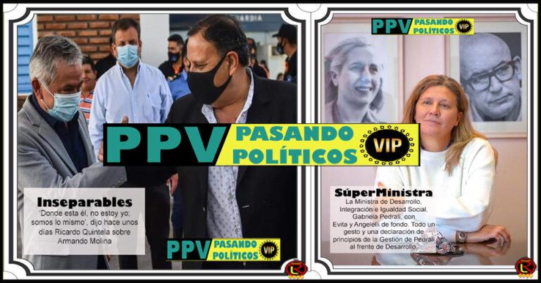 Seis fotos VIP de la Política para resumir la semana