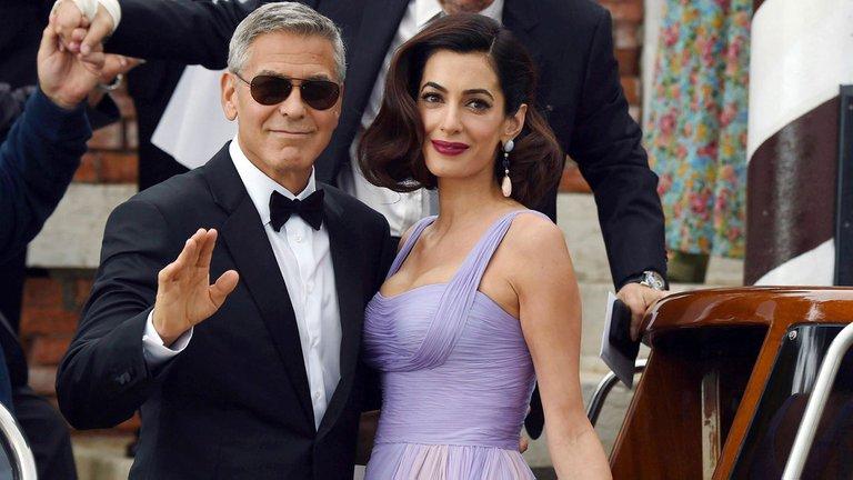 George Clooney dio detalles de cómo y por qué les regaló un millón de dólares a cada uno de sus mejores amigos