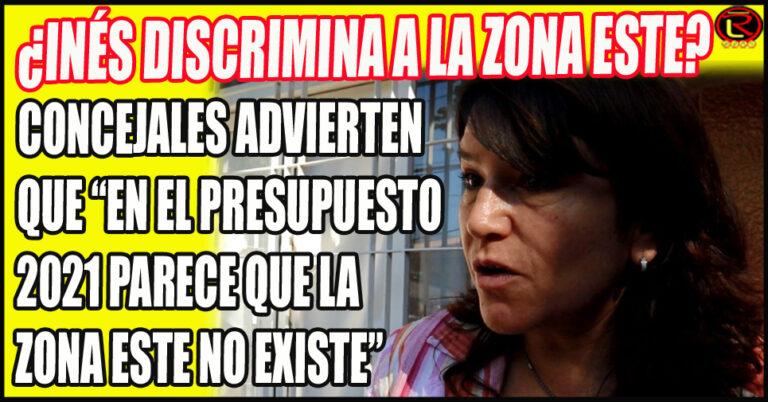 «No hay cobertura del Municipio para los Barrios»