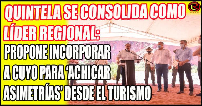 El Gobernador promueve el turismo como una de las actividades generadora de oportunidades laborales