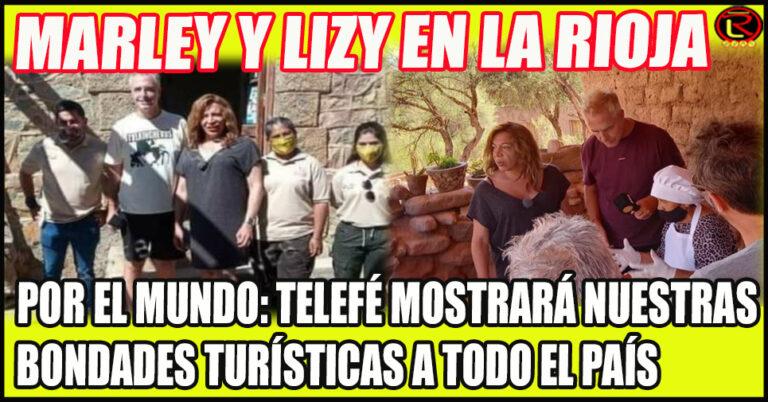 Recorrieron Villa Unión, Chilecito y Parque Talampaya