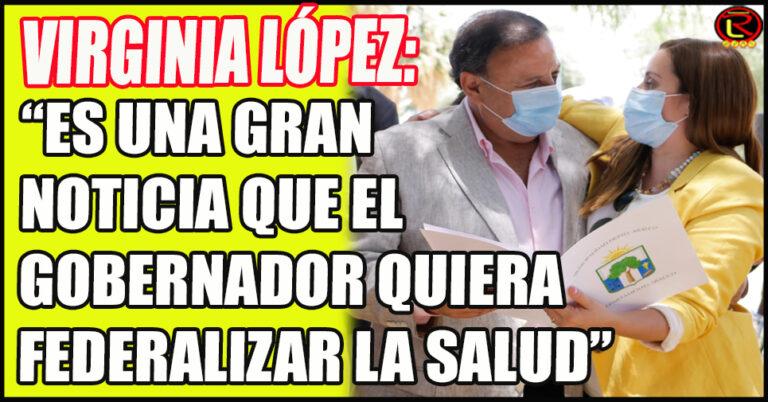 La Intendenta se refirió a la nueva Planta de Oxígeno en el Hospital de Aimogasta