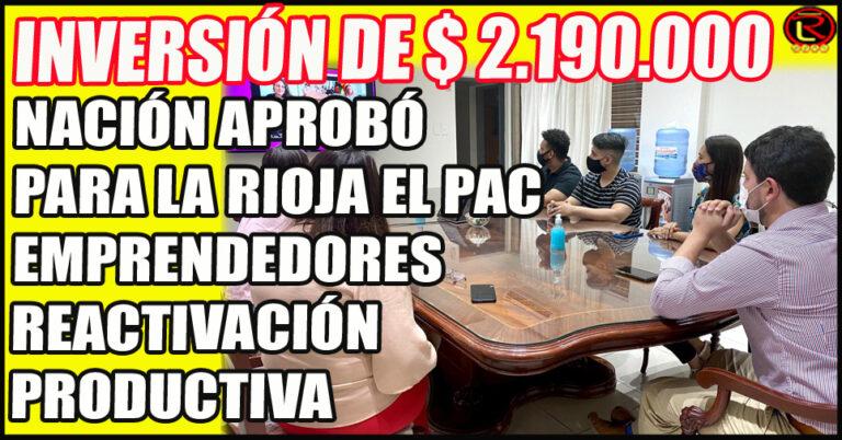Importantes gestiones de Federico Bazán y Julieta Calderón en Casa Rosada