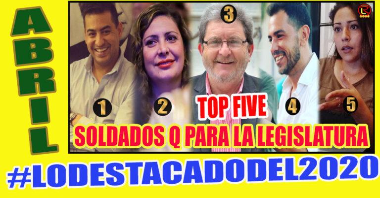 Lo más visto del año: Cinco que pueden ser candidatos este año