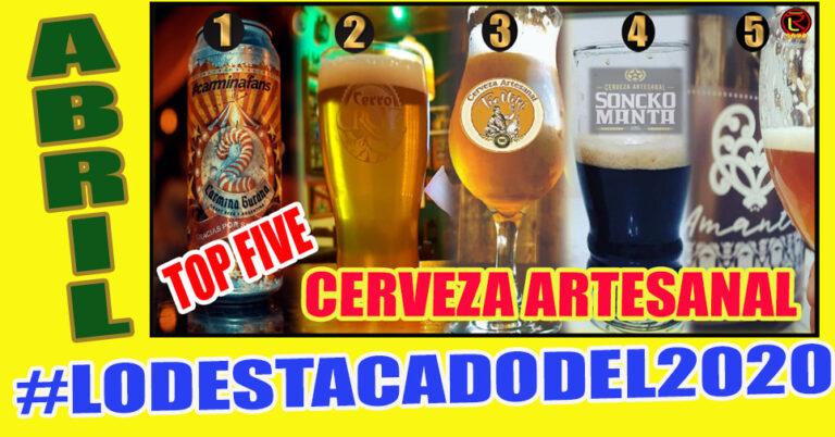 Lo más visto del año: Top Five Cervezas Artesanales