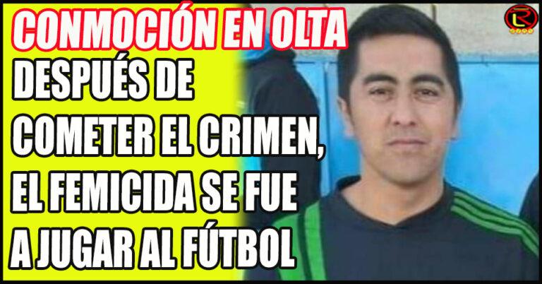Frialdad que asombra: Mauro Peña estuvo presente en el operativo policial cuando se halló el cuerpo