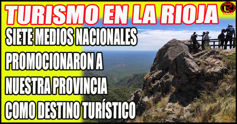 San Blas, Chilecito, Famatina, la Cuesta de Miranda, Villa Unión y el Balcón de la Quebrada de los Cóndores