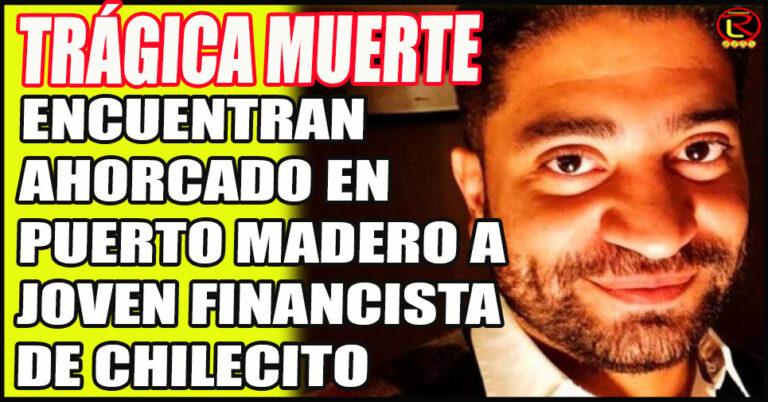 La policía investiga la muerte de Exequiel Alcides Mercado Zuliani